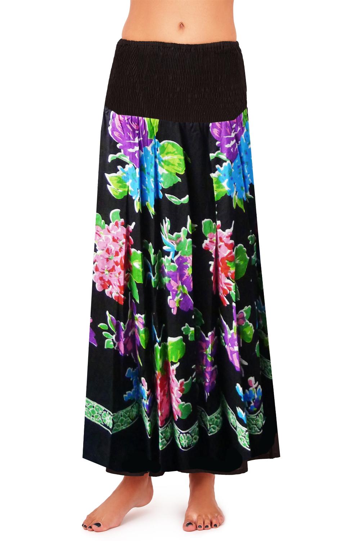 Pistache femme bouquet fleur 2 en 1 robe femme vacances été longue jupe
