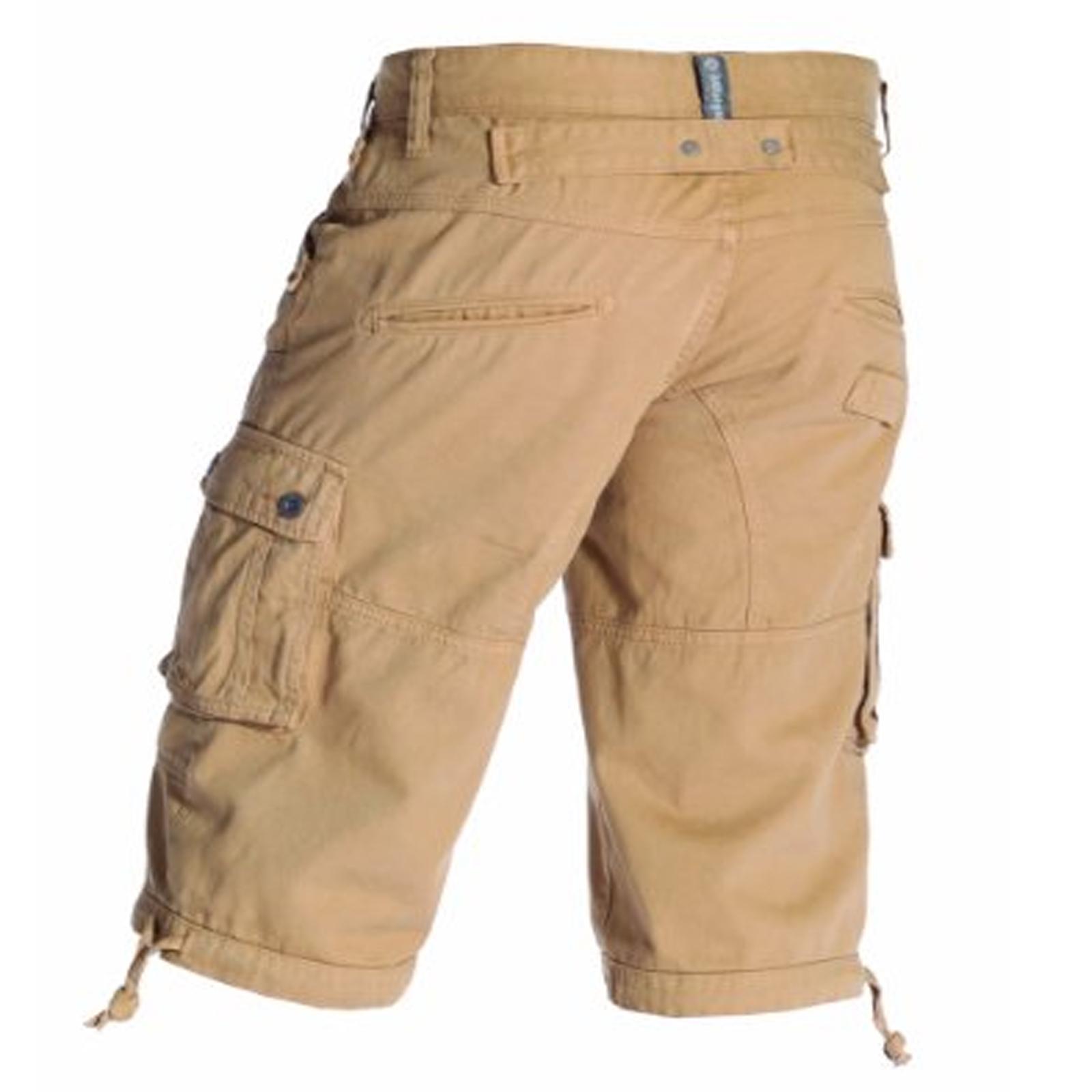 Mish Mash Mens Reduction Sale Rick Etts Cargo Combat Summer Beach Casual Shorts