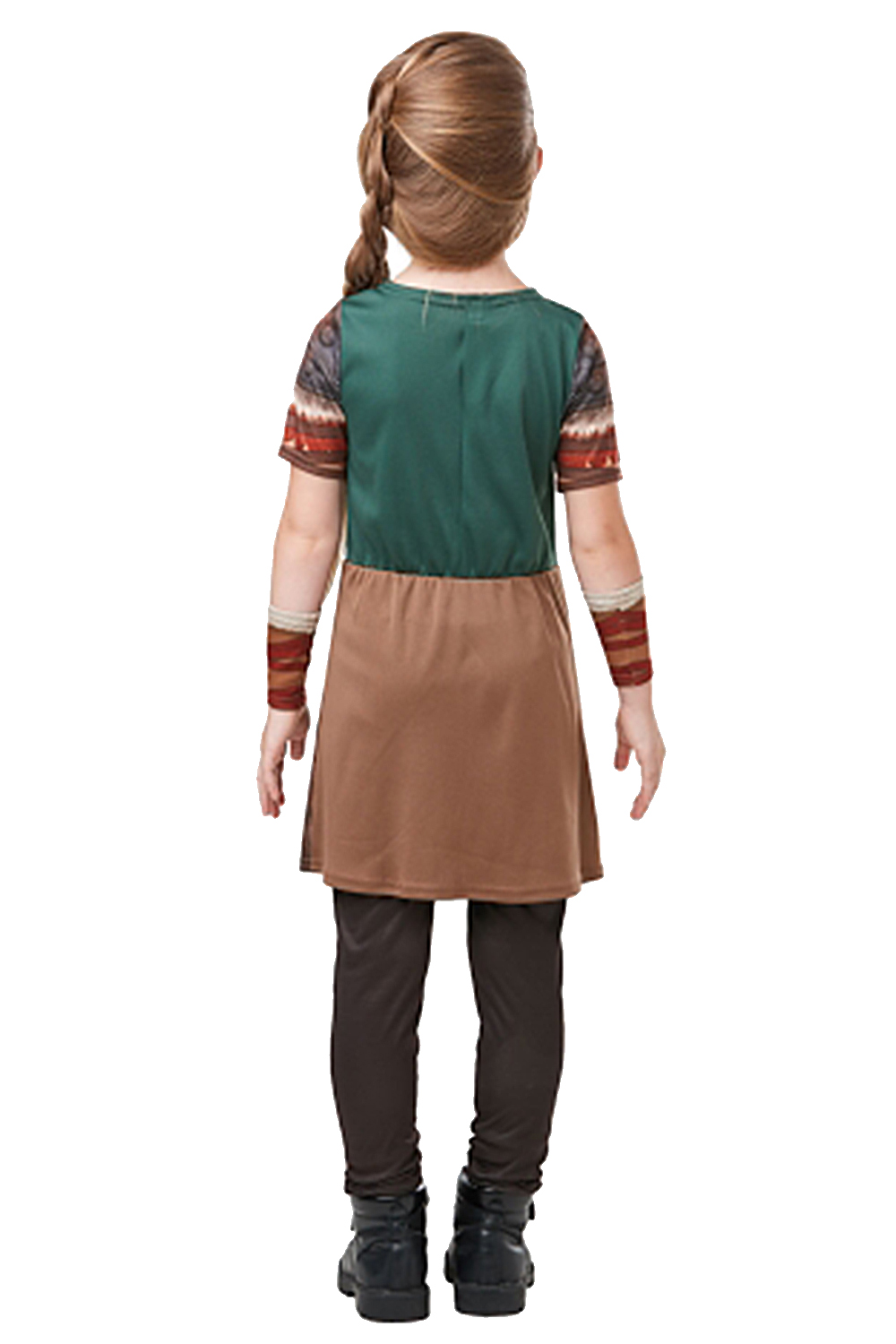 Rubies Kids Official How To Train Your Dragon Deluxe Astrid Fancy Dress Costume