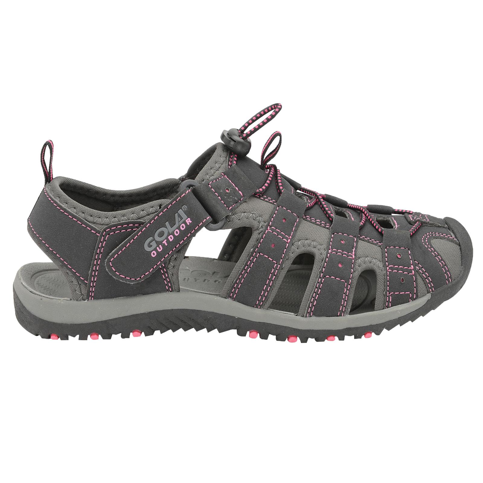 Womens Gola Shingle 3 Walking Sandals Ladies Outdoor Closed Toe Hiking Shoes