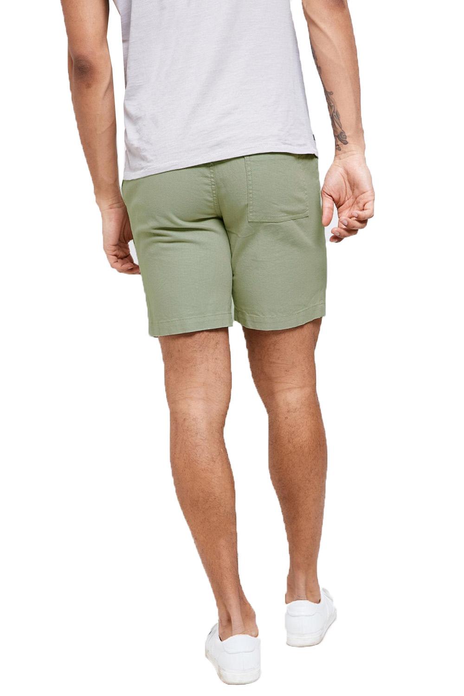 Vecchia Uomo Morley Cotone Twill Shorts Coulisse Chiusura Mezza Pantaloni