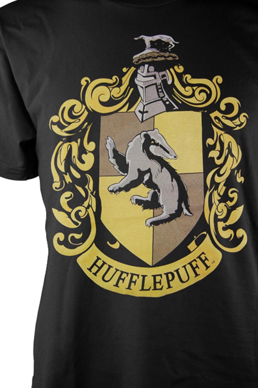 Harry Potter Official Licensed Homme Hogwarts Crest maisons Imprimé Graphique T-shirts