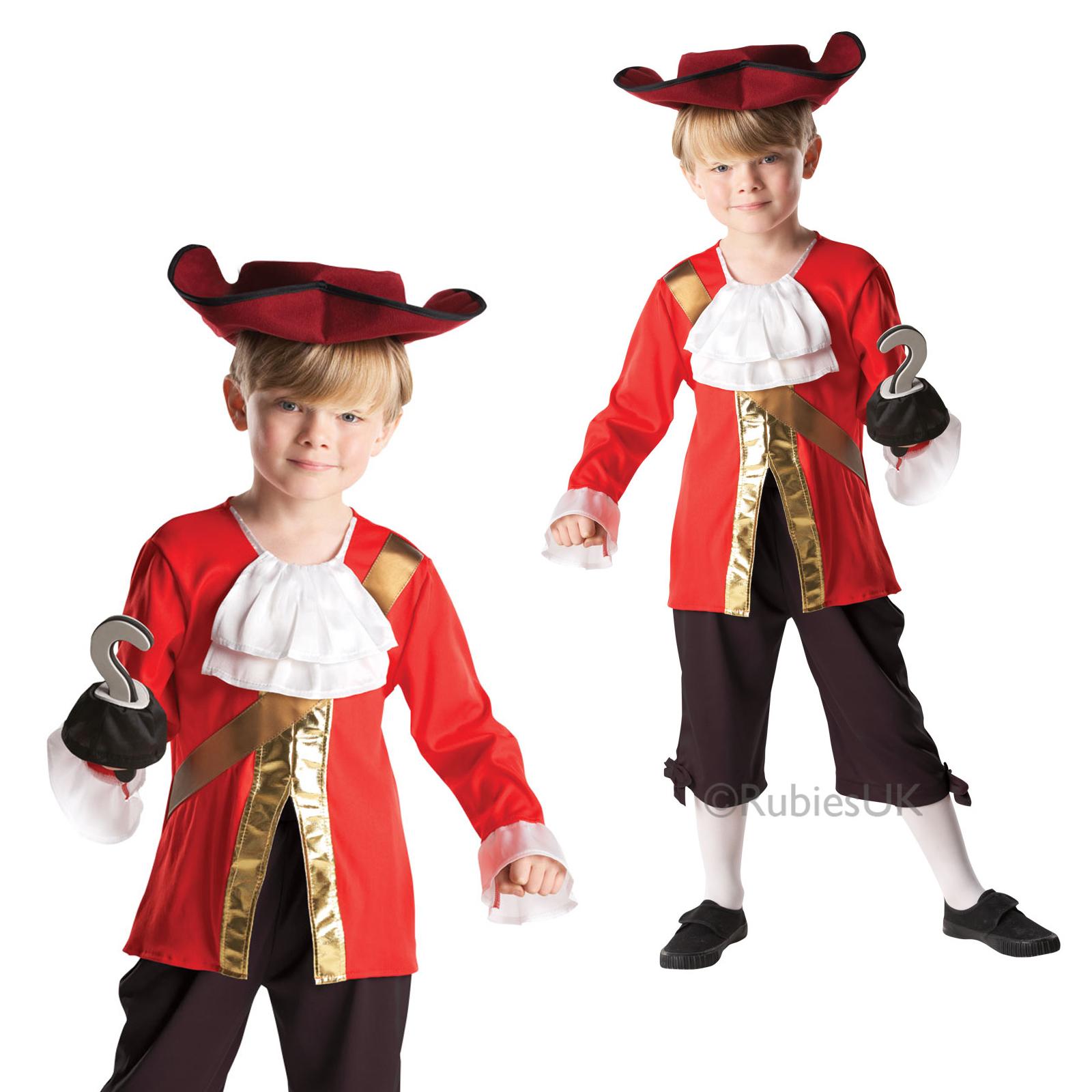 jungen kapit n hook rubies disney kinder peter pan piraten. Black Bedroom Furniture Sets. Home Design Ideas