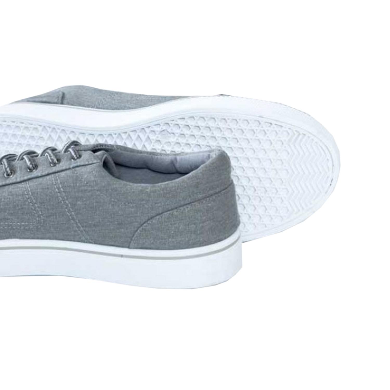 Duke D555 Big Tall King Size Mens Bill Canvas Jersey Pumps Soft Trainer Shoes