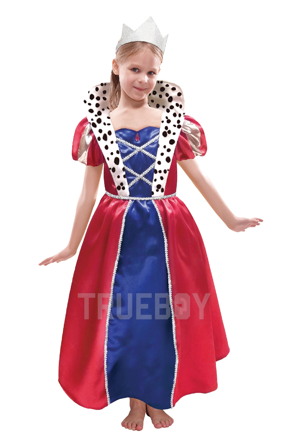 Boys Royal Prince Or Girls Queen Costume World Book Day Fairytale ...