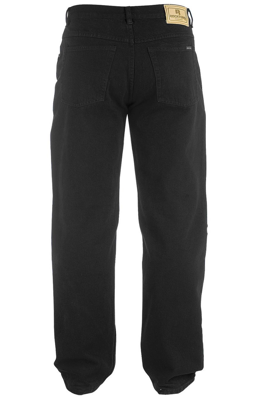 Duke Rockford Mens Designer Big Tall King Size Trousers Comfort Fit Denim Jeans