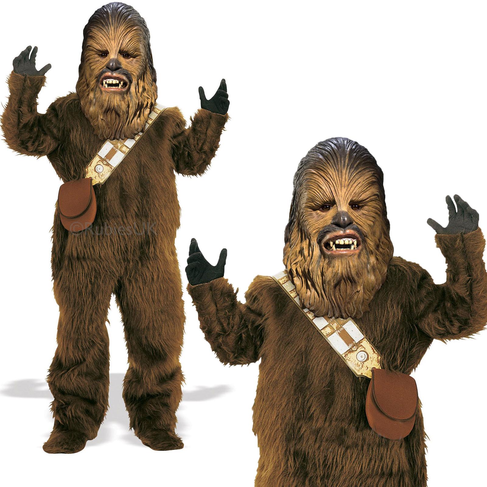 Chewbacca Costume Uk - Meningrey
