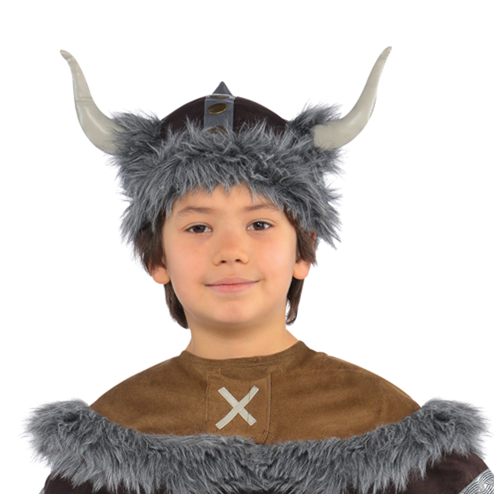 Boys Viking Warrior Fancy Dress Costume Kids Historical Medieval Saxon Outfit | eBay