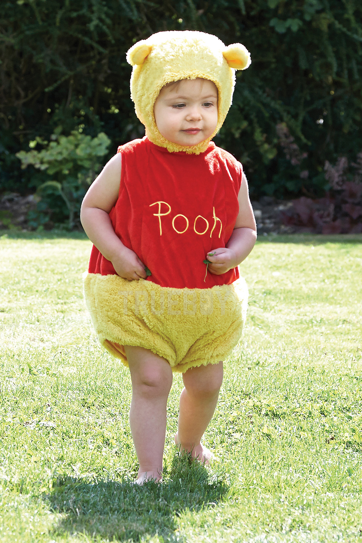 disney baby childs licensed winnie the pooh tabard infant. Black Bedroom Furniture Sets. Home Design Ideas
