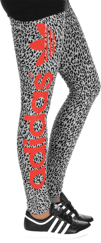 adidas Originals Women's Trefoil B-Ball Tight Fashion ...