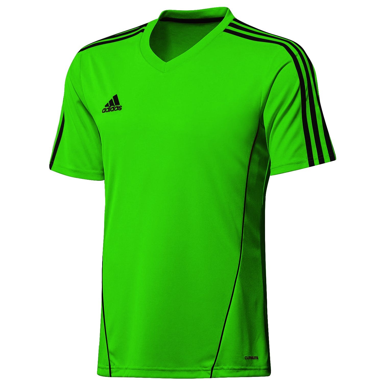 adidas climalite mens estro football training top jersey t shirt gym sport run ebay. Black Bedroom Furniture Sets. Home Design Ideas
