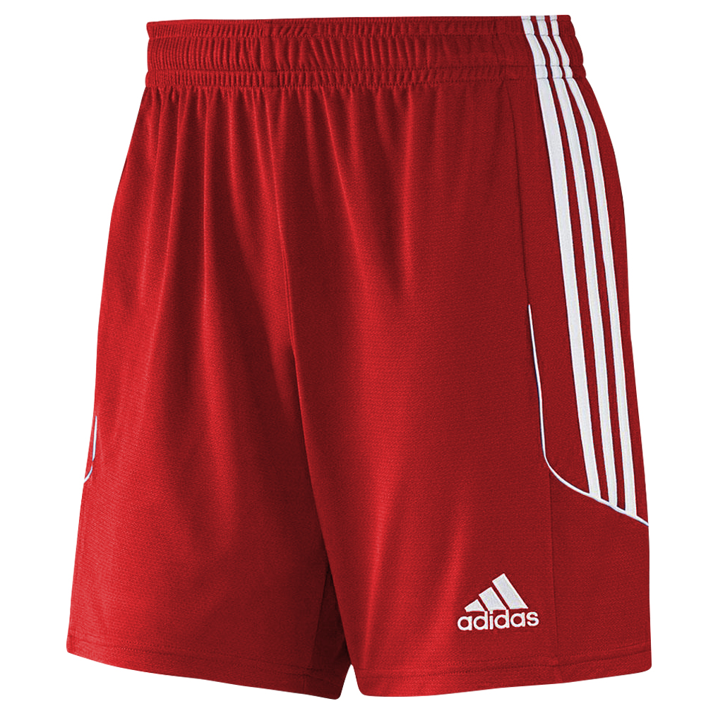 adidas men 39 s squadra climalite football team shorts lining
