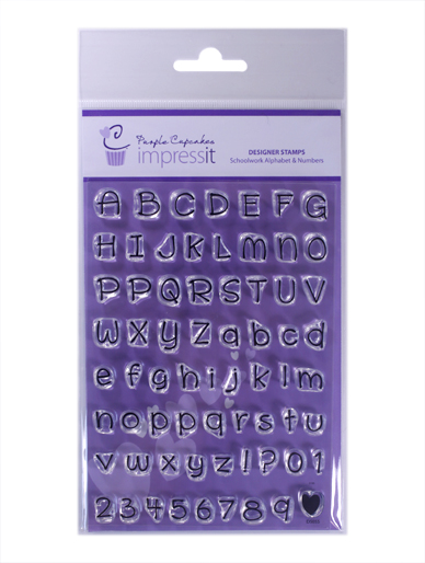 Alphabet Number Rolling Decoration Stamp Of Cupcake Stamps Lettering Alphabet Numbers Impressit