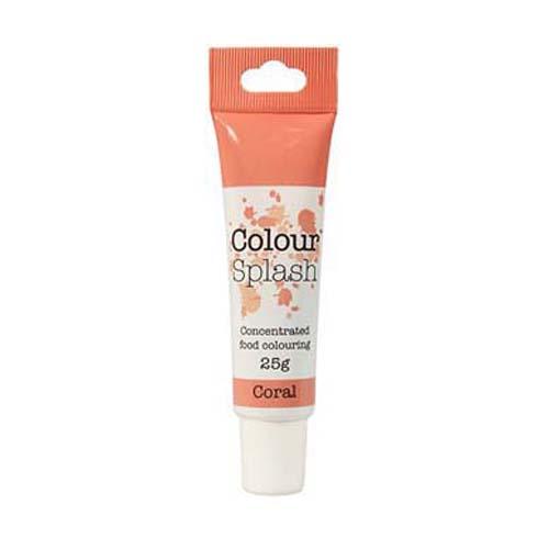 Colour Splash Gel Food Colouring Paste Vibrant ...