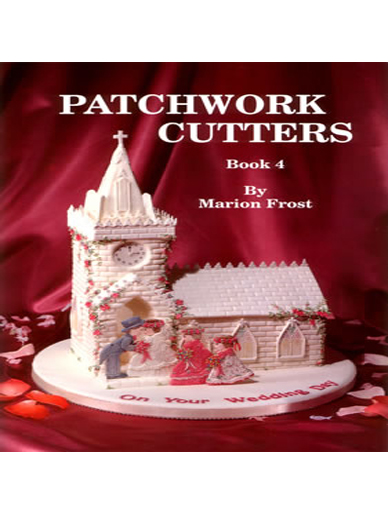 Patchwork Cutters BOOKS Frost Icing Sugarcraft Cake ...
