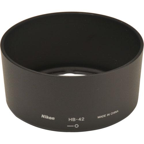 Nikon HB42 Bayonet Lens Hood for Nikon AFS 60mm f2.8G ED Micro Macro Lens