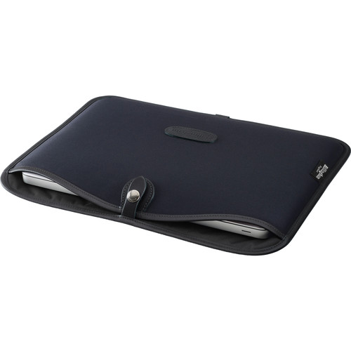 Billingham 13÷ Laptop Slip 521010170  Black & Tan