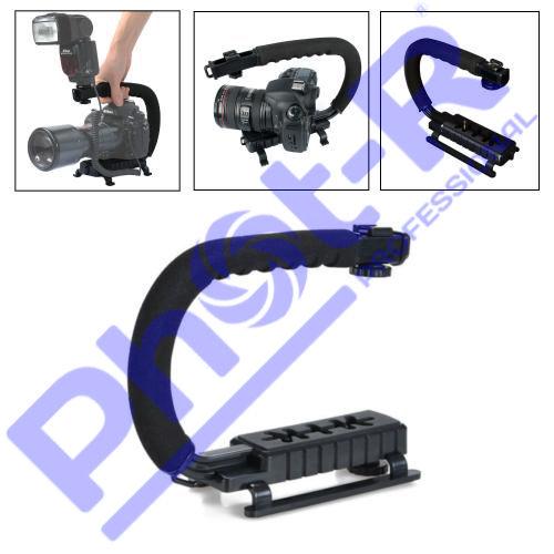 PhotR Professional Camera Flash Stabilising Grip