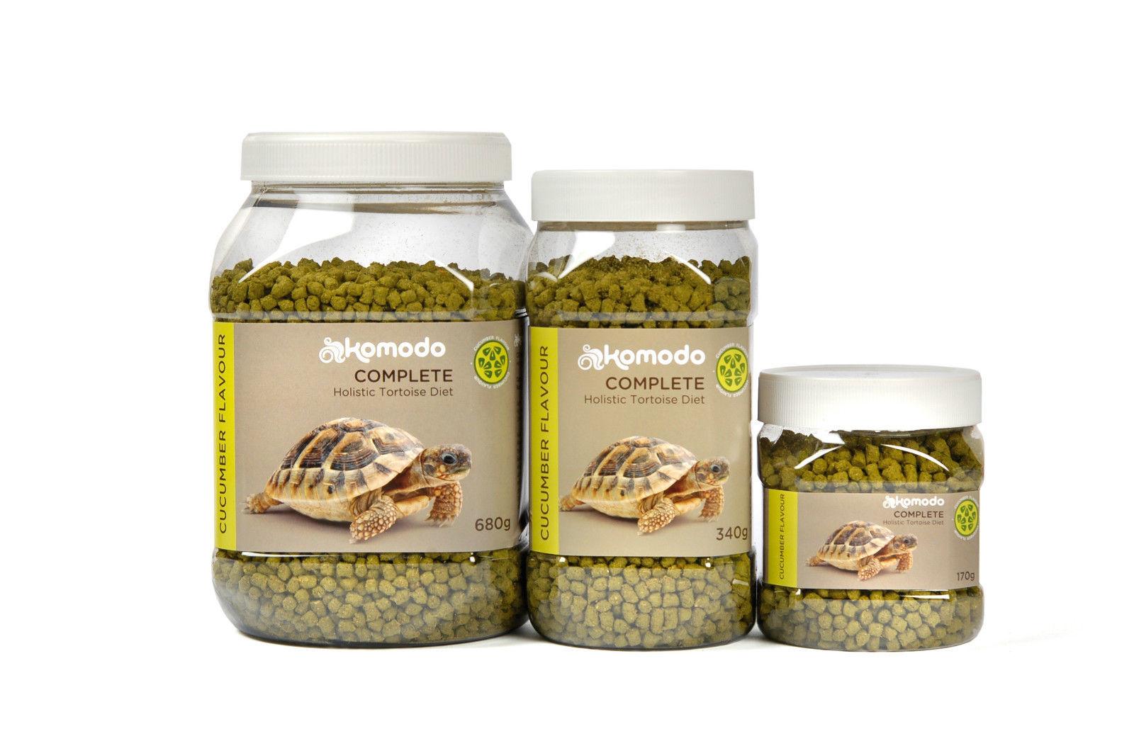 Komodo tortoise food complete natural diet ebay for Cuisines completes