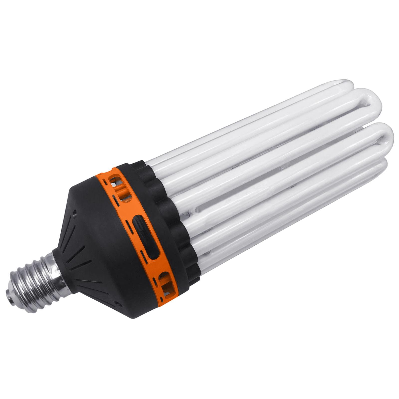 Hydroponics 125w CFL Blue Spectrum Lamp Grow Light Spectrum Bulb