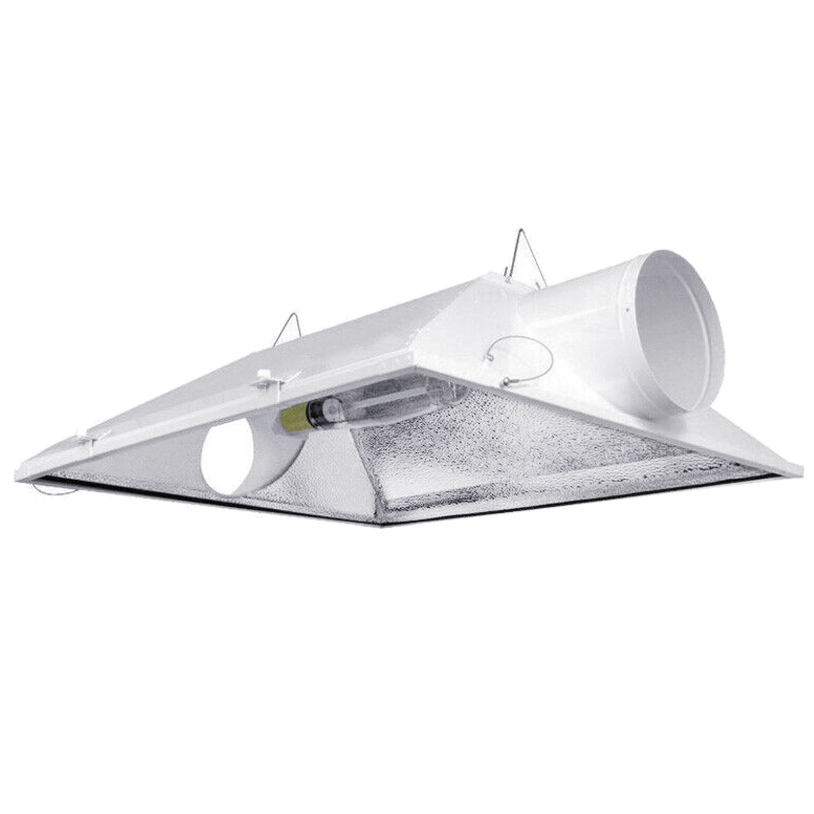 "Hydroponics XXXL 6/"" 150mm Coolshade Reflector Growing Light Indoor Lighting UK"