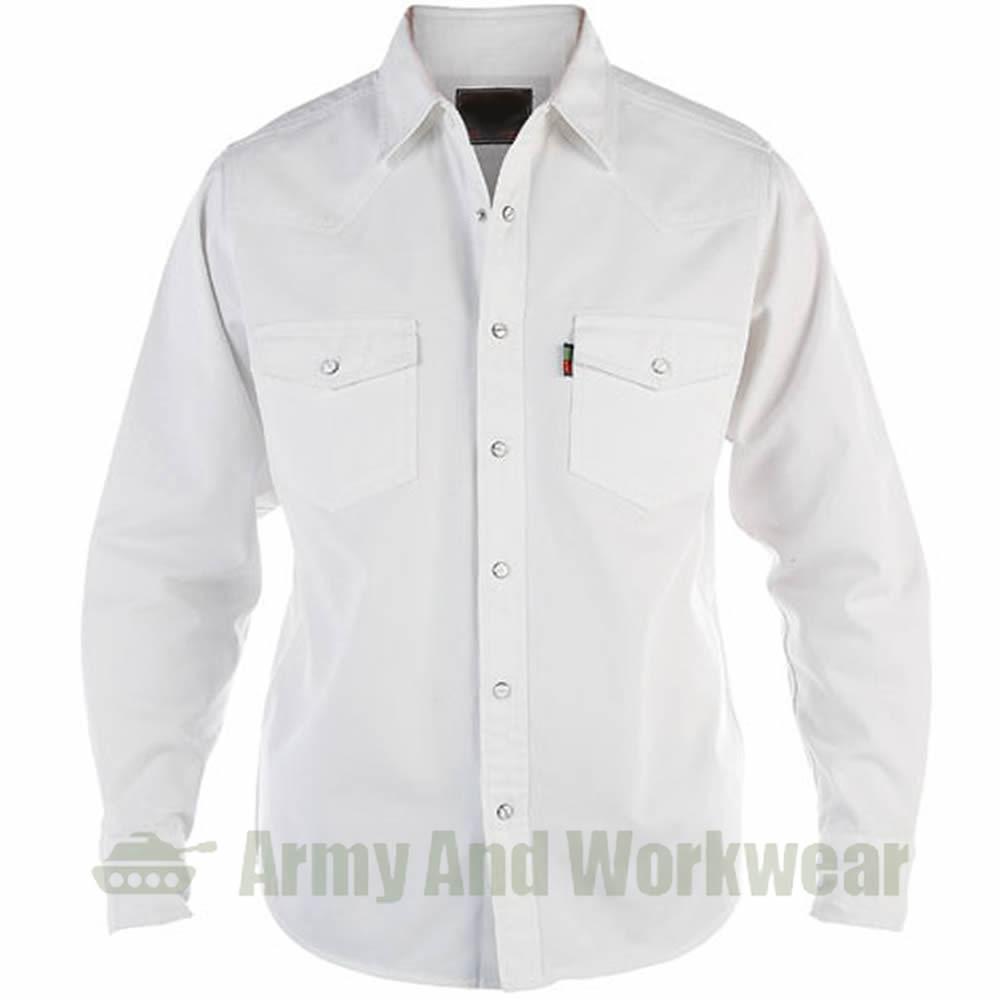 34793655ed White Jean Shirt