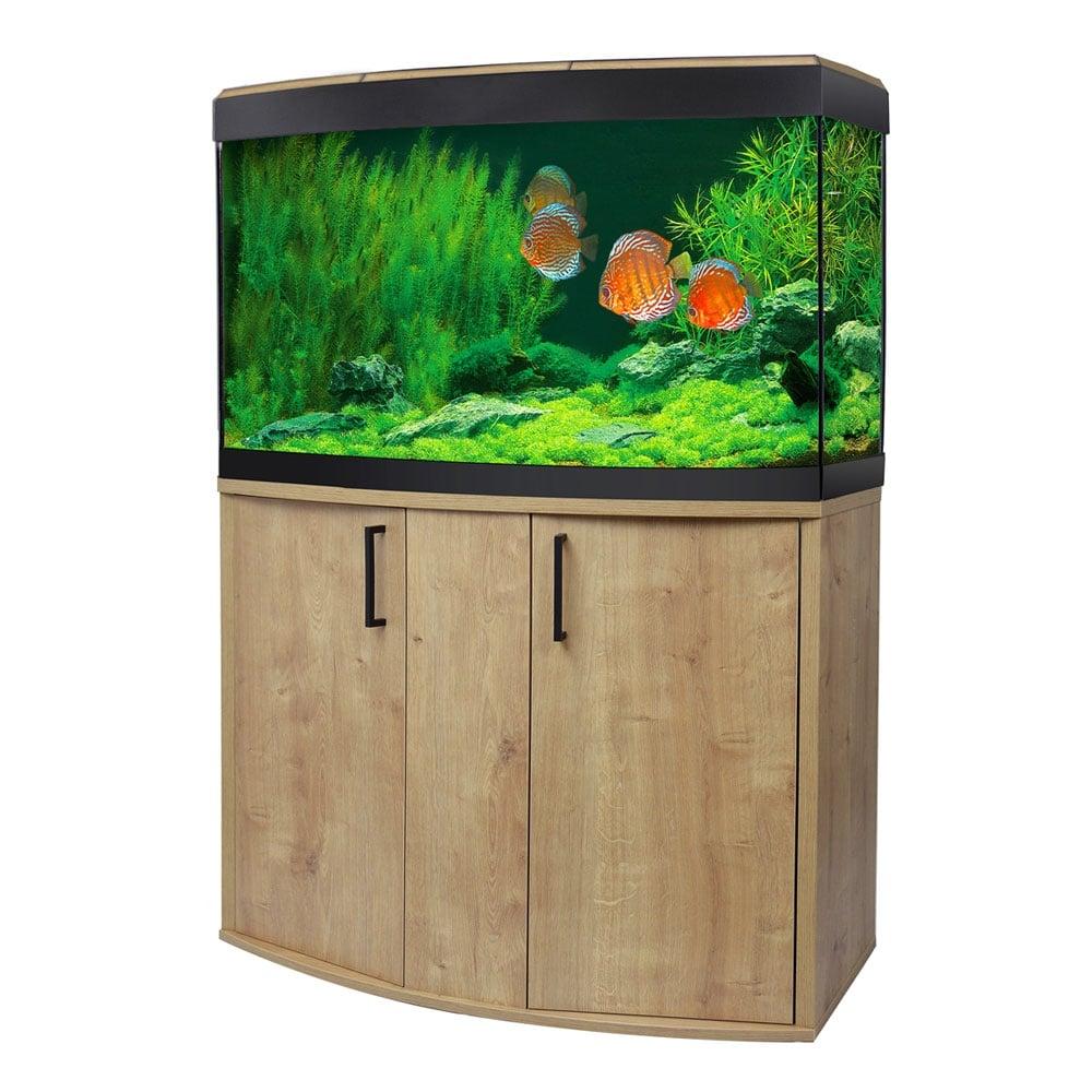 Fluval fresh aquarium and cabinet set 1000 aquarium ideas for Aquarium set