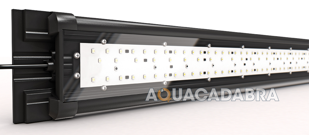juwel helialux 600 led light unit for lido 120 replacement aquarium fish tank ebay. Black Bedroom Furniture Sets. Home Design Ideas