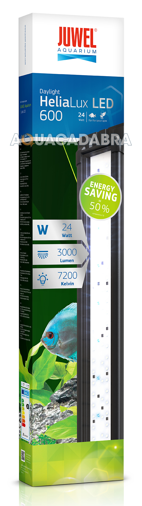 Juwel Helialux 600 Led Light Unit For Lido 120 Replacement