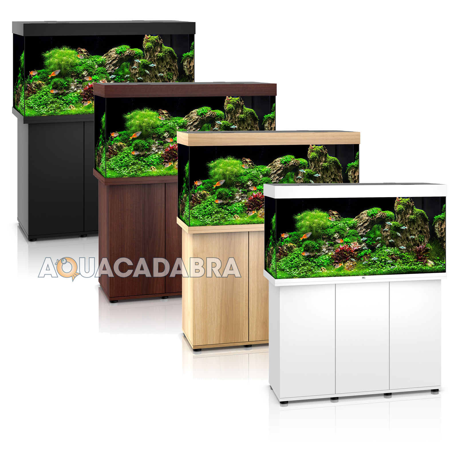 juwel rio 350 aquarium free cabinet led lighting. Black Bedroom Furniture Sets. Home Design Ideas