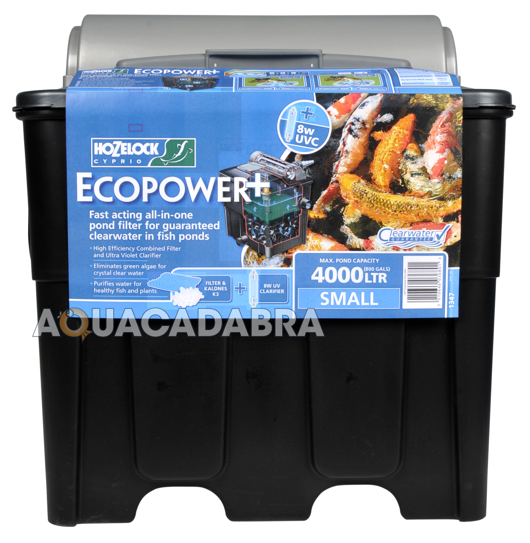 UV Bulb//Lamp//Tube//Light Replacement For Hozelock Ecopower//Eco Max Box Filter
