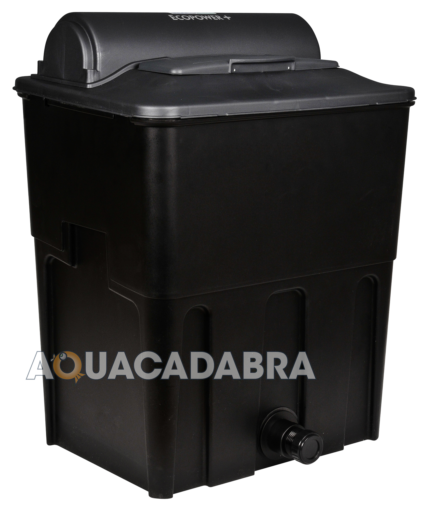 hozelock ecopower pond filter uv uvc water filtration gravity koi fish garden ebay. Black Bedroom Furniture Sets. Home Design Ideas