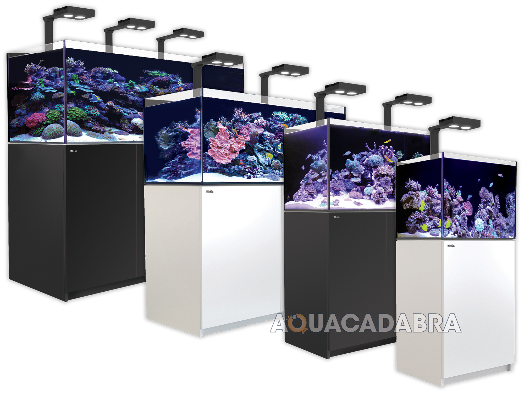 Red Sea Reefer Deluxe Marine Aquarium Complete Systems Led