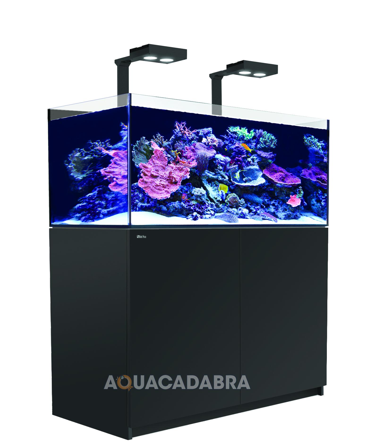 Red sea reefer deluxe marine aquarium complete systems led for Vendeur aquarium