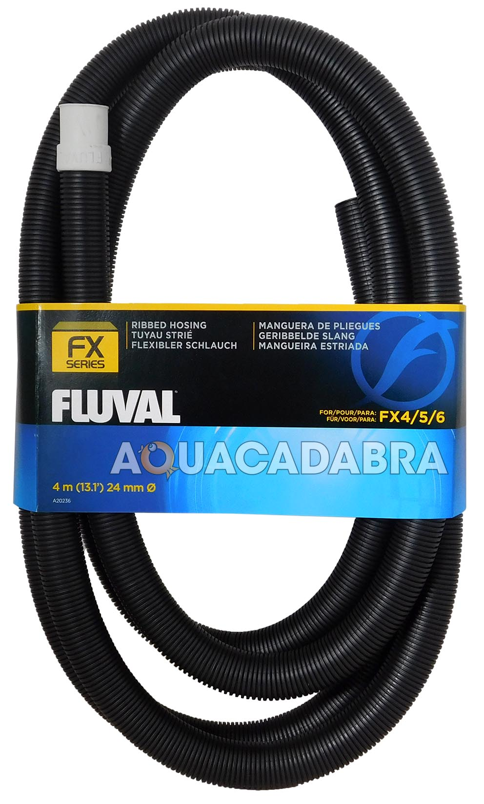 Fluval Ribbed Hose Hosing Fish Tank Pipe For Filter With