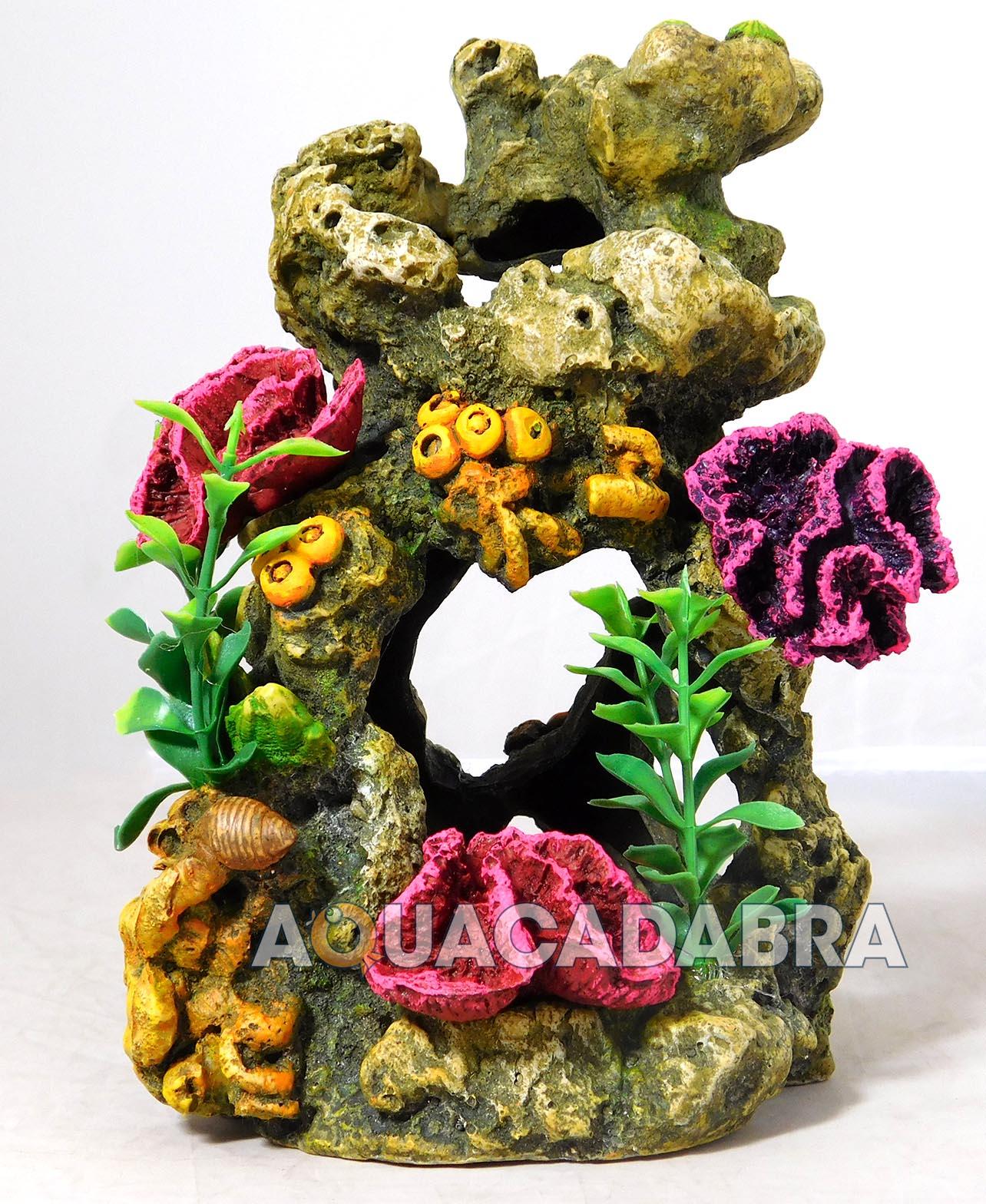 Classic coral biorb reef ornaments aquarium decoration for Fish tank ornaments