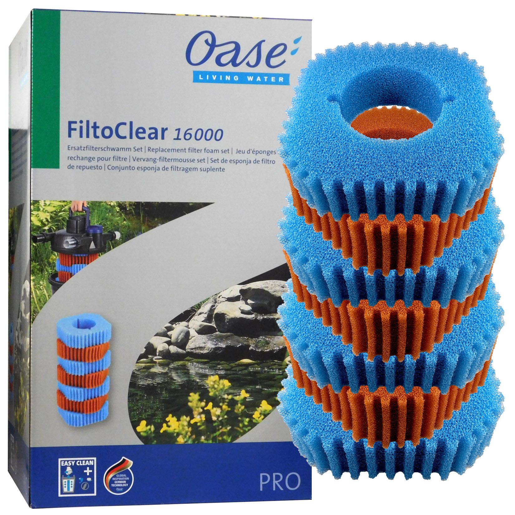 Filter Foam Replacement For Oase BioPress 4000 PondoPress 5000 Media Coarse