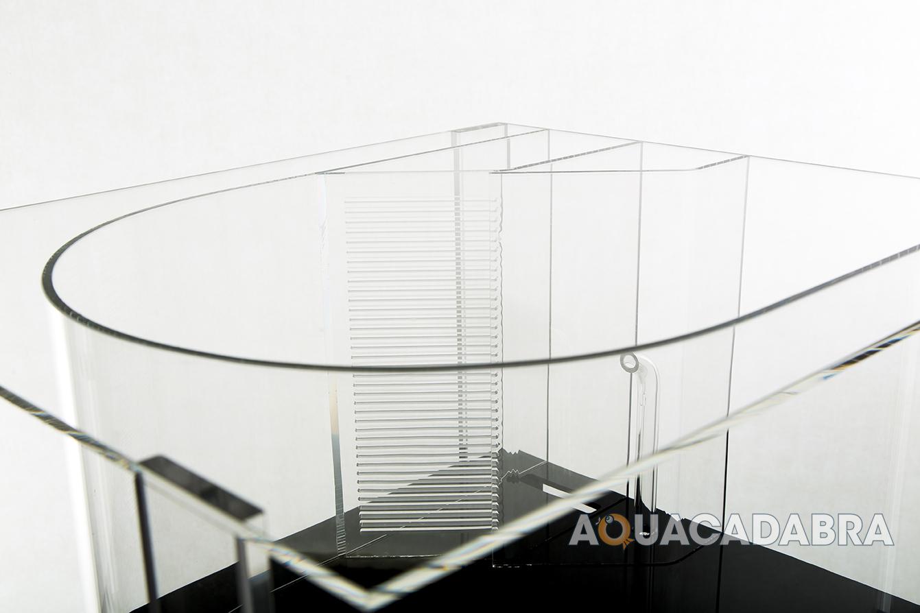 Uk Jellyfish Medusa Desktop Aquarium 60l With Led