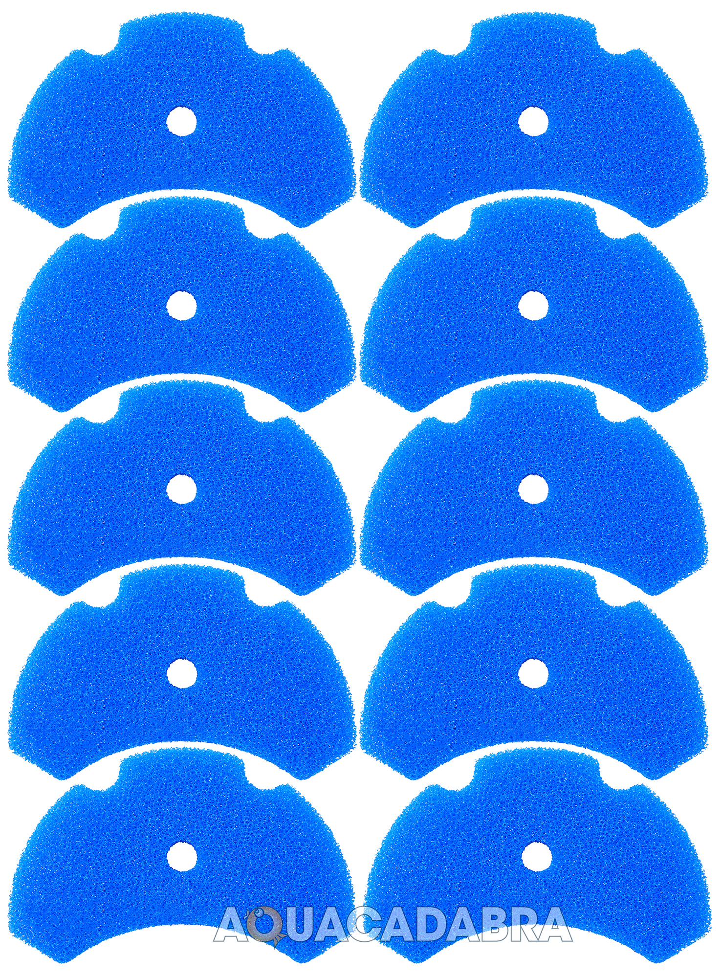 Replacement foam sponge for easyclear 3000 6000 9000 fish for Foam on fish pond