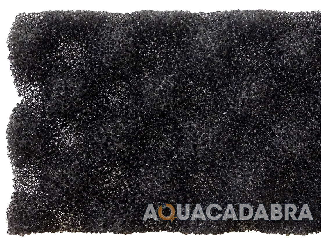 Fish mate guv foam 2500 gbio 5000 replacement small pond for Small fountain filter