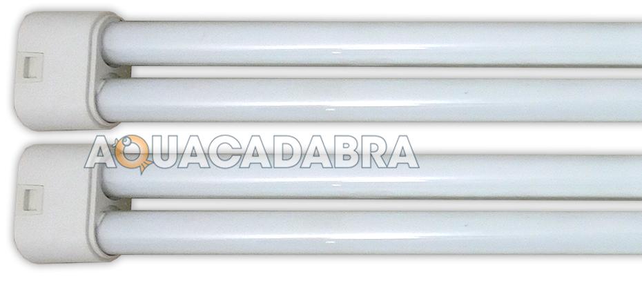 2 X Red Sea Max 55w T5 Pc Flourescent Light Tube Bulb Lamp