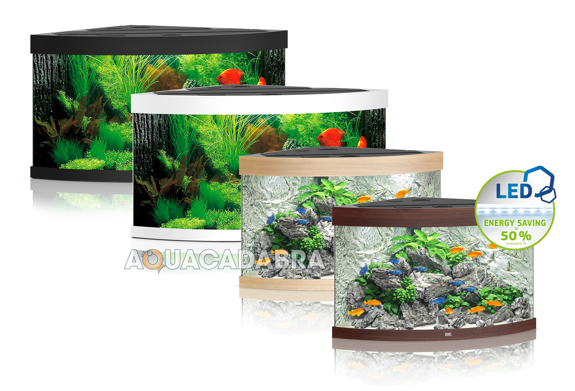 Juwel Led Aquariums Rio Lido Trigon Vision Fish Tanks