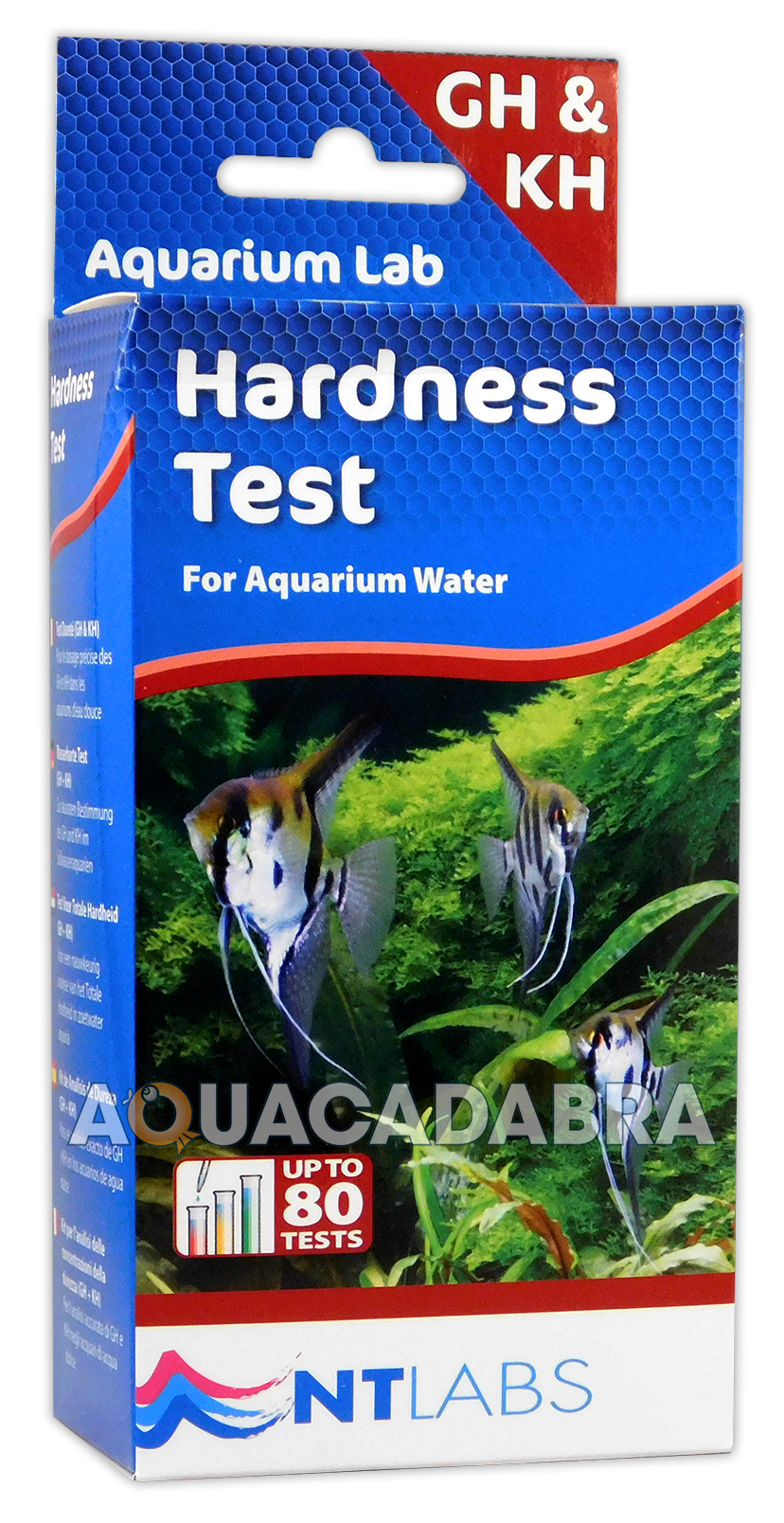 Nt labs test kits tropical coldwater aquarium lab water for Fish lab test