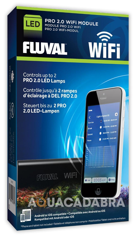 Fluval Led Wifi Controller For Fresh Plant Marine Reef 2 0