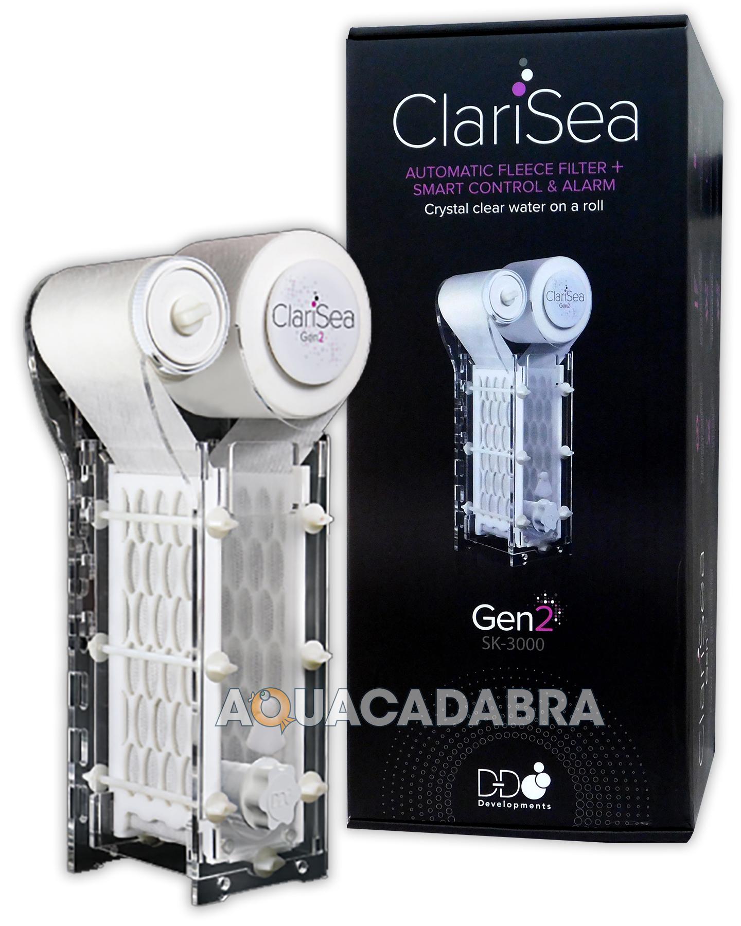 D D Clarisea Auto Fleece Filters Gen 2 High Efficiency