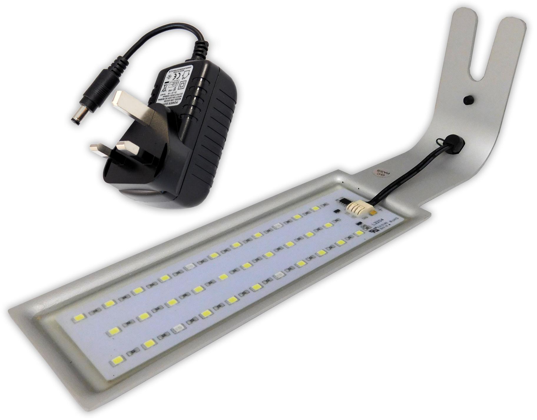 FLUVAL-SPEC-NEW-10L-amp-19L-LED-WHITE-amp-BLUE-LIGHT-POWER-SUPPLY-AQUARIUM-FISH-TANK