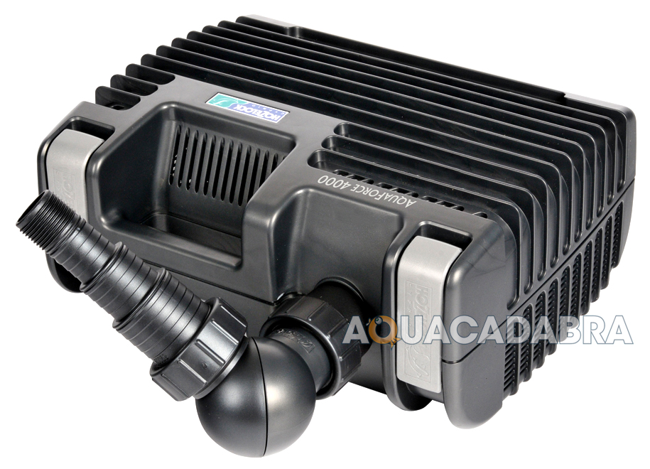 Hozelock aquaforce pond filter pump range garden water for Koi fish pond water pump