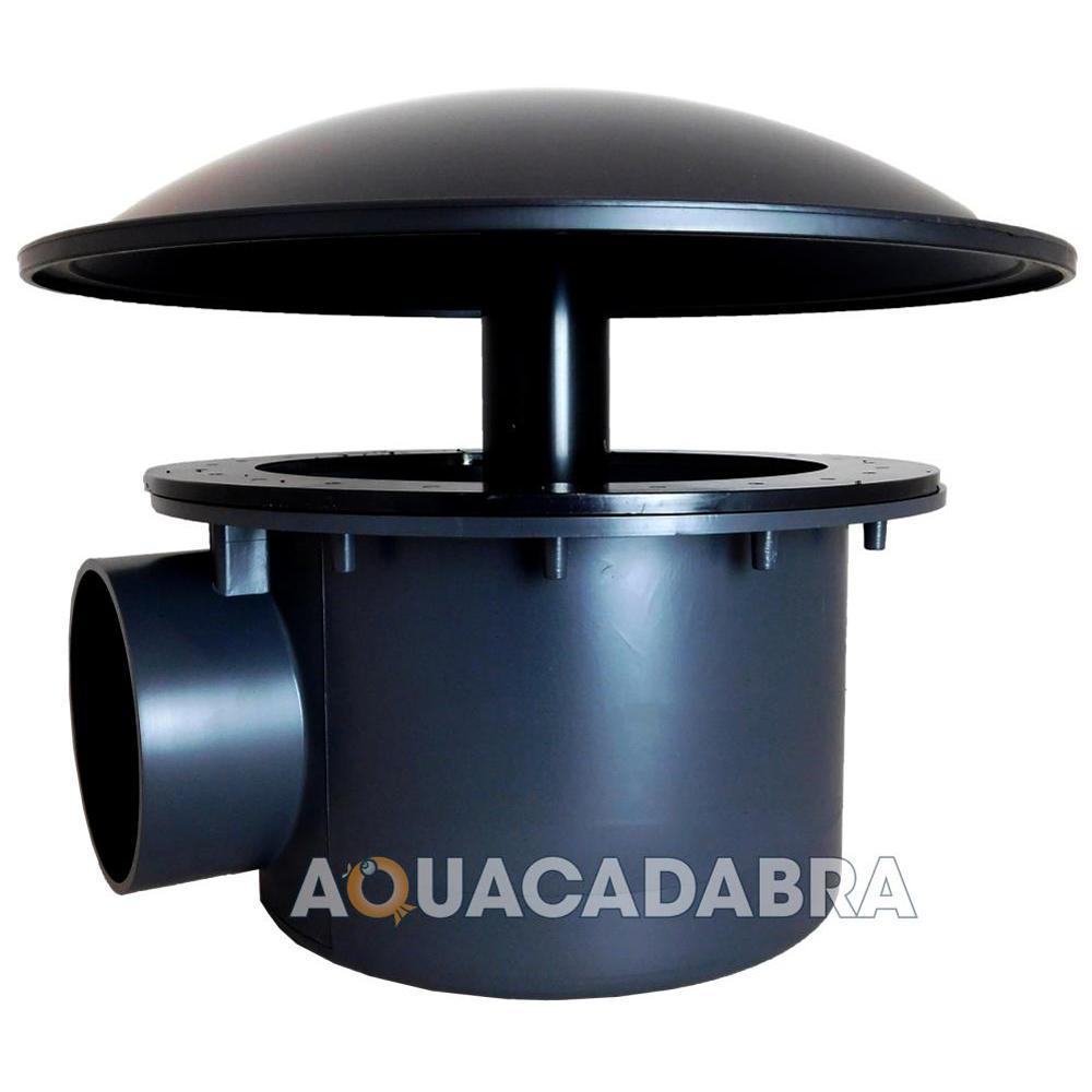 Retro Weighted Dome Aerator Bottom Drain Air Diffuser