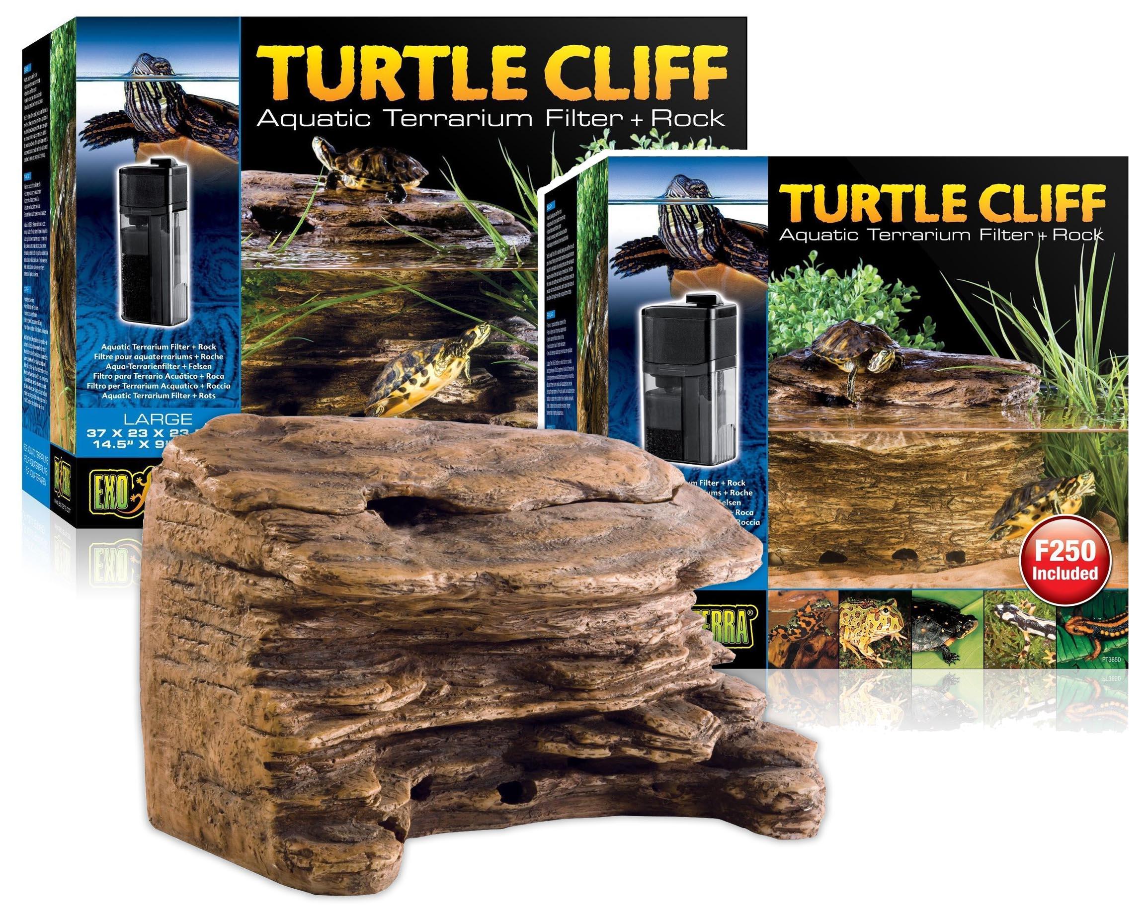 exo terra turtle feeder instructions