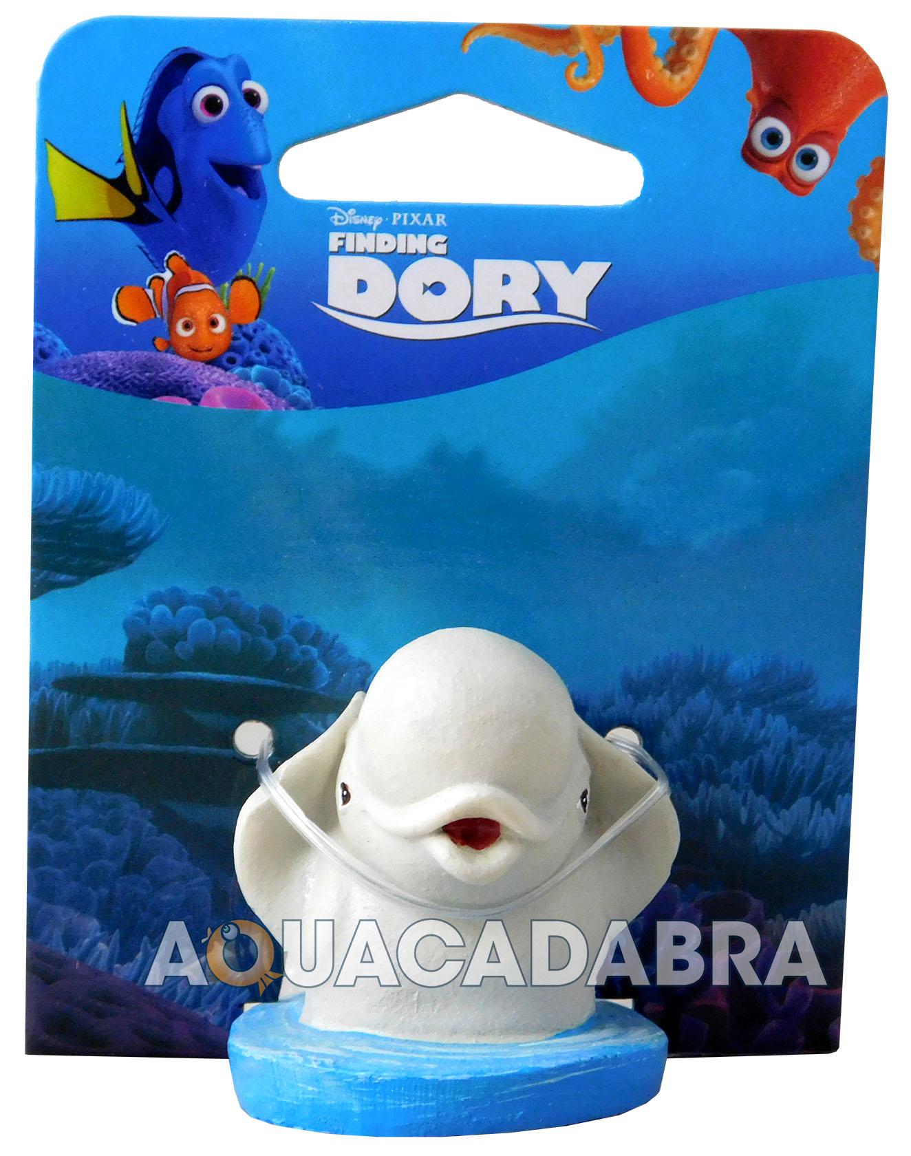 Finding dory bailey aquarium ornaments disney pixar fish for Disney fish tank